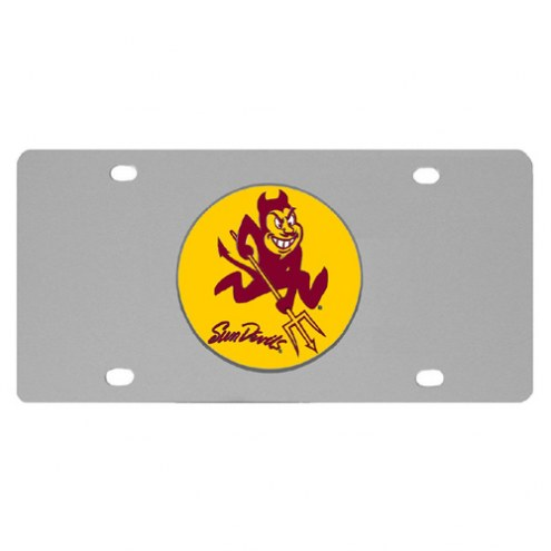 Arizona State Sun Devils Steel License Plate
