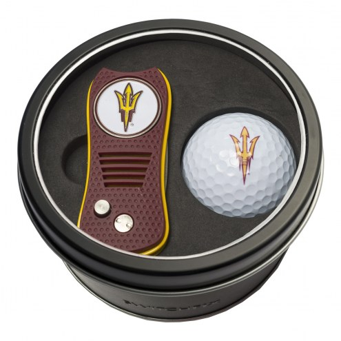 Arizona State Sun Devils Switchfix Golf Divot Tool & Ball