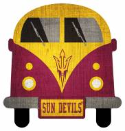 Arizona State Sun Devils Team Bus Sign