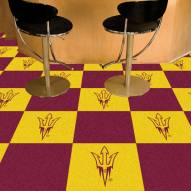 Arizona State Sun Devils Team Carpet Tiles