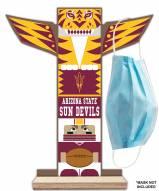 Arizona State Sun Devils Totem Mask Holder