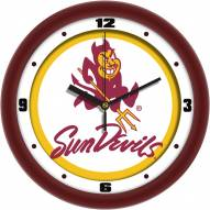 Arizona State Sun Devils Traditional Wall Clock
