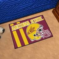 Arizona State Sun Devils Uniform Inspired Starter Rug