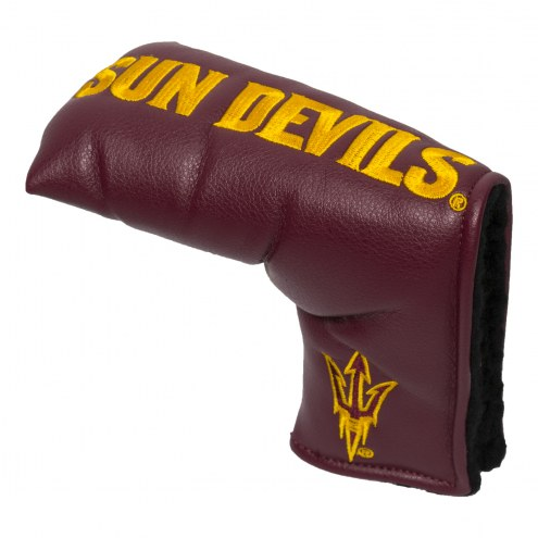 Arizona State Sun Devils Vintage Golf Blade Putter Cover