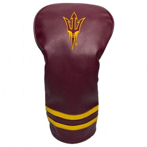 Arizona State Sun Devils Vintage Golf Driver Headcover