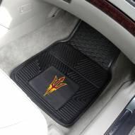 Arizona State Sun Devils Vinyl 2-Piece Car Floor Mats