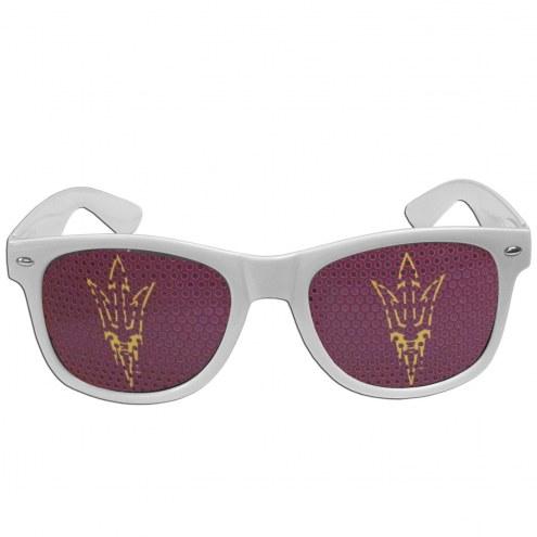 Arizona State Sun Devils White Game Day Shades