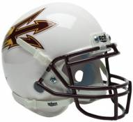 Arizona State Sun Devils White Schutt Mini Football Helmet