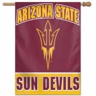 "Arizona State Sun Devils 28"" x 40"" Banner"