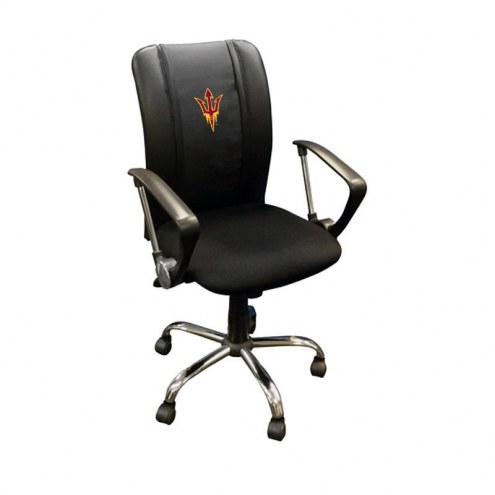 Arizona State Sun Devils XZipit Curve Desk Chair