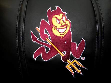 Arizona State Sun Devils XZipit Furniture Panel with Sparky Logo
