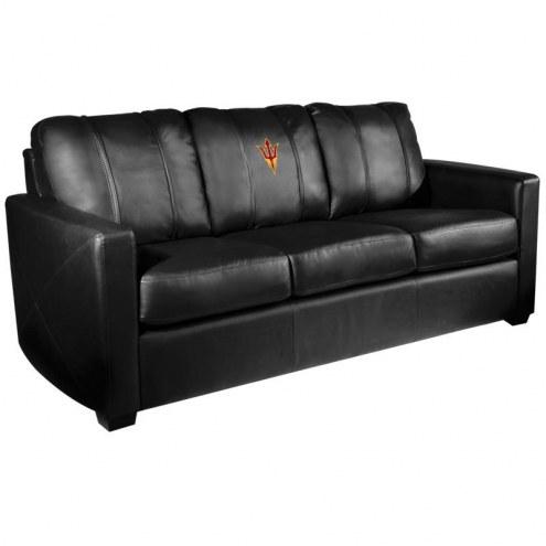 Arizona State Sun Devils XZipit Silver Sofa