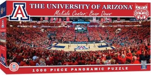 Arizona Wildcats 1000 Piece Panoramic Puzzle