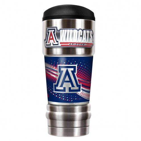 Arizona Wildcats 18 oz. MVP Tumbler
