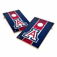 Arizona Wildcats 2' x 3' Vintage Wood Cornhole Game