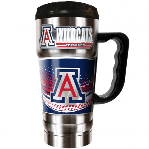 Arizona Wildcats 20 oz. Champ Travel Mug