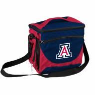 Arizona Wildcats 24 Can Cooler