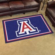 Arizona Wildcats 4' x 6' Area Rug