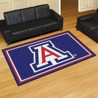 Arizona Wildcats 5' x 8' Area Rug