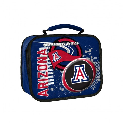 Arizona Wildcats Accelerator Lunch Box