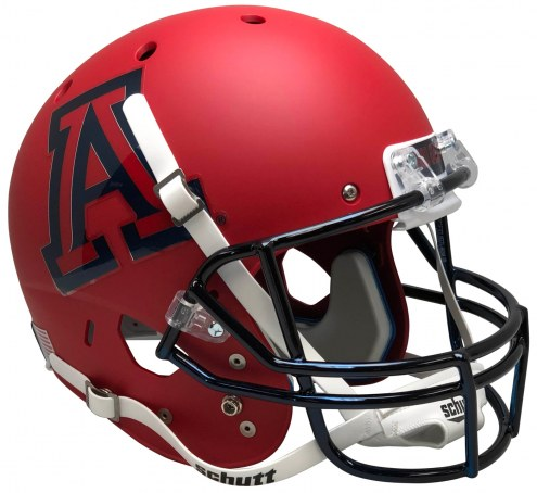 Arizona Wildcats Alternate 6 Schutt XP Authentic Full Size Football Helmet
