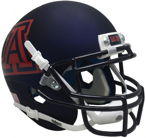 Arizona Wildcats Alternate 8 Schutt Mini Football Helmet