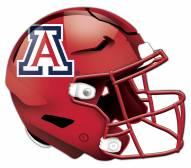 Arizona Wildcats Authentic Helmet Cutout Sign