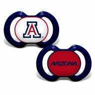 Arizona Wildcats Baby Pacifier 2-Pack