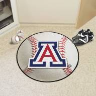 Arizona Wildcats Baseball Rug