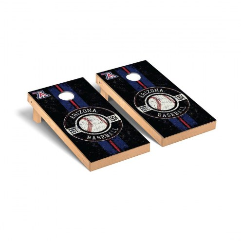 Arizona Wildcats Baseball Vintage Cornhole Game Set
