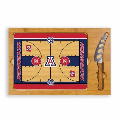 Arizona Wildcats Basketball Icon Cutting Board