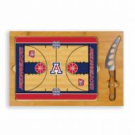 Arizona Wildcats Basketball Icon Cutting Board
