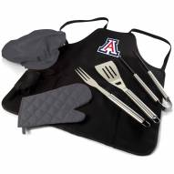 Arizona Wildcats BBQ Apron Tote Set