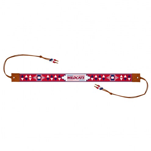 Arizona Wildcats Beaded Headwrap