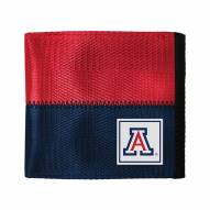 Arizona Wildcats Belted BiFold Wallet