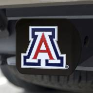 Arizona Wildcats Black Color Hitch Cover