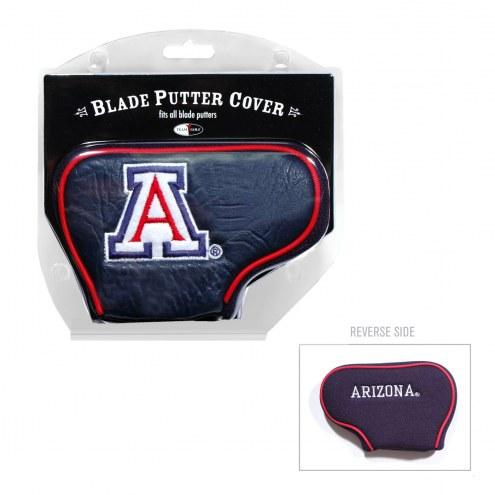 Arizona Wildcats Blade Putter Headcover