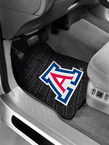 Arizona Wildcats Car Floor Mats