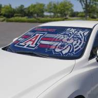 Arizona Wildcats Car Sun Shade