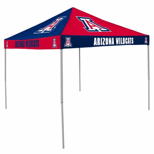 Arizona Wildcats 9' x 9' Checkerboard Tailgate Canopy Tent