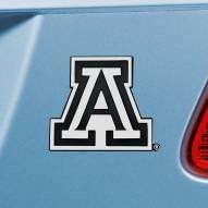 Arizona Wildcats Chrome Metal Car Emblem