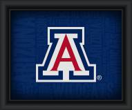 Arizona Wildcats College Word Cloud