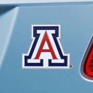 Arizona Wildcats Color Car Emblem