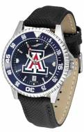 Arizona Wildcats Competitor AnoChrome Men's Watch - Color Bezel