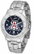 Arizona Wildcats Competitor Steel AnoChrome Men's Watch