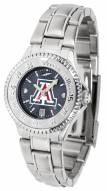 Arizona Wildcats Competitor Steel AnoChrome Women's Watch