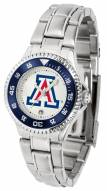 Arizona Wildcats Competitor Steel Women's Watch