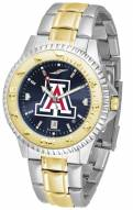 Arizona Wildcats Competitor Two-Tone AnoChrome Men's Watch
