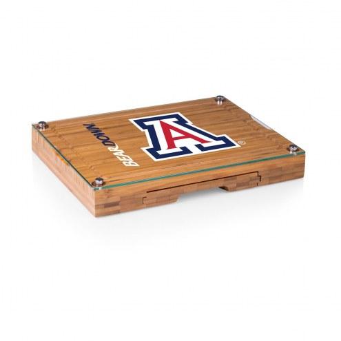 Arizona Wildcats Concerto Bamboo Cutting Board