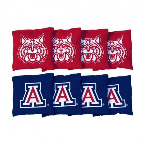 Arizona Wildcats Cornhole Bag Set
